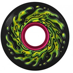 ROUES SANTA CRUZ SLIME BALLS WHEELS OG BLACK 78A - 60MM