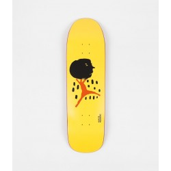 BOARD POLAR BIG HEAD YELLOW HJALTE HALBERG 1991 - 9.25