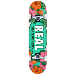 BOARD COMPLETE REAL OVAL BLOSSOMS 8.25