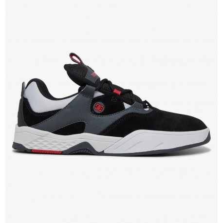 CHAUSSURES DC SHOES KALIS - BLACK GREY RED