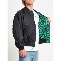 VESTE VOLCOM GREENFUZZ JACKET - BLACK