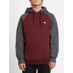 SWEAT VOLCOM HOOD HOMAK PO - PORT