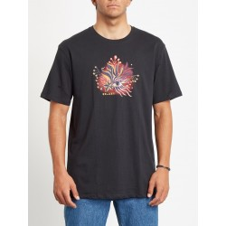 T-SHIRT VOLCOM KELPLESS FTY SS - BLACK