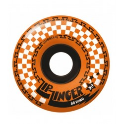 ROUE KROOKED CRUISER ZIP ZINGER 58 MM 80D - ORANGE
