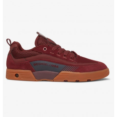 CHAUSSURES DC SHOES LEGACY 98 SLIM - MAROON
