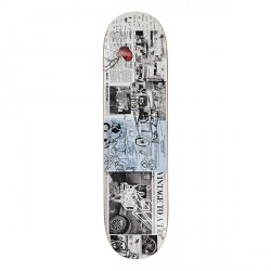 BOARD POLAR RON CHATMAN MODEL T - 8.25