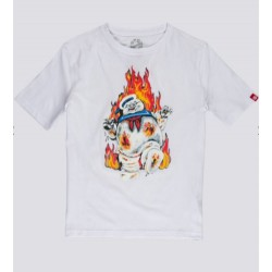 T-SHIRT ELEMENT INFERNO SS BOY - OPTIC WHITE