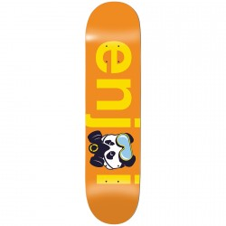 BOARD ENJOI NO BRAINER GASMASK HYBRID ORANGE 8.125