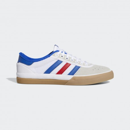 CHAUSSURES ADIDAS LUCAS PREMIERE - CLOUD WHITE COLLEGIATE ROYAL CRYSTAL WHITE