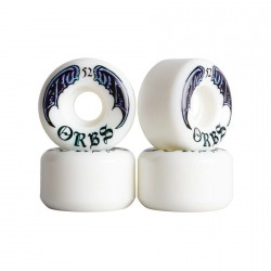 ROUES ORBS SPECTERS CONICAL 52 MM - WHITE