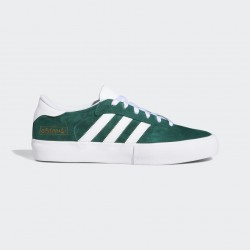 CHAUSSURES ADIDAS MATCHBREAK SUPER - COLLEGIATE GREEN CLOUD WHITE