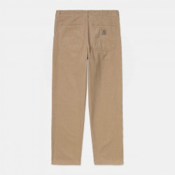 PANTALON CARHARTT SIMPLE PANT - COTTON WALL RINSED