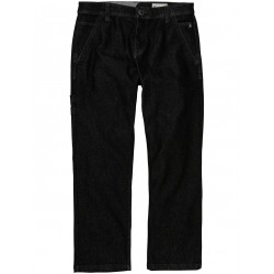 PANTALON VOLCOM X GIRL SKATEBOARDS CHINO - BLACK