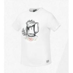 T-SHIRT PICTURE ORGANIC GLASS TEE - WHITE