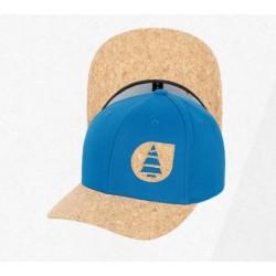 CASQUETTE PICTURE ORGANIC LINES KIDS CAP - BLUE