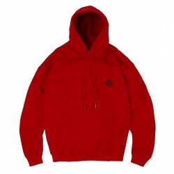 SWEAT MAGENTA HOODIE FASTPLANT FLAG - RED