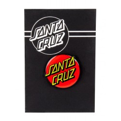 PIN'S SANTA CRUZ CASSIC DOT