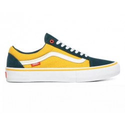 CHAUSSURES VANS OLD SKOOL PRO - ATLANTIC GOLD