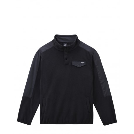 POLAIRE DICKIES PORT ALLEN - BLACK