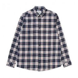 CHEMISE CARHARTT WIP HUFFMAN LS - HUFFMAN CHECK FLOUR