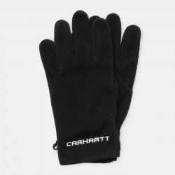 GANTS CARHARTT WIP BEAUMONT - BLACK WAX