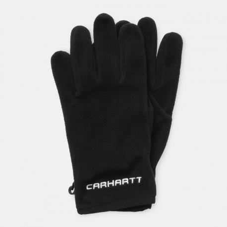 GANTS CARHARTT WIP BEAUMONT - BLACK WAX