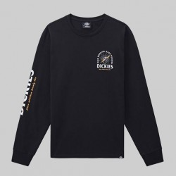 T-SHIRT DICKIES BALDWIN - BLACK