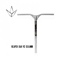 BAR BLUNT REAPER V2 650 MM - POLISHED