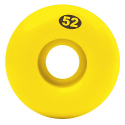 ROUE NAKED WHEEL 52MM - YELLOW SUN