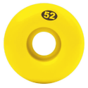 ROUE NAKED WHEEL 52MM - YELLOW SUN