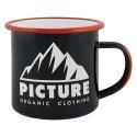 TASSE PICTURE ORGANIC SHERMAN CUP 20 - BLACK