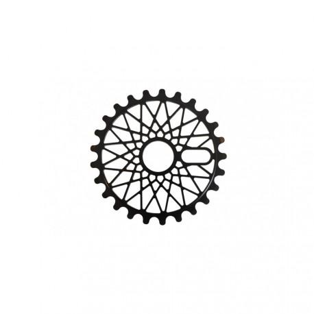 COURONNE FEDERAL BBS 25T - BLACK