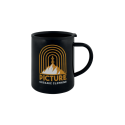TASSE PICTURE ORGANIC TIMO CUP - BLACK