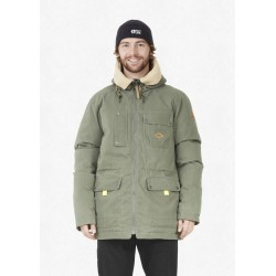 VESTE PICTURE ORGANIC MONTANA - ARMY GREEN