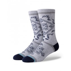CHAUSSETTES STANCE BANDERO - GREY