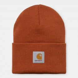 BONNET CARHARTT WIP ACRYLIC WATCH HAT - CINNAMON