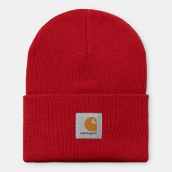 BONNET CARHARTT WIP ACRYLIC WATCH HAT - ROCKET