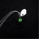 T-SHIRT RIPNDIP HOOPS POCKET TEE - BLACK