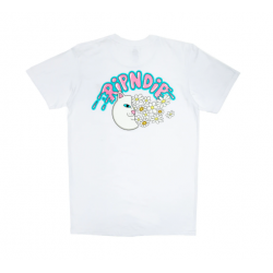 T-SHIRT RIPNDIP FLOATING POCKET TEE - WHITE