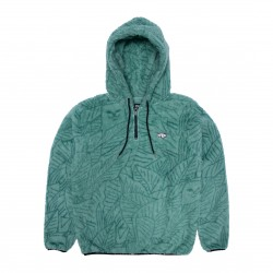 POLAIRE RIPNDIP NERMAL LEAF FLUFFY SHERPA - SAGE