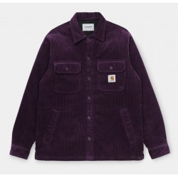 VESTE CARHARTT WIP WHITSOME - COTTON BOYSENBERRY