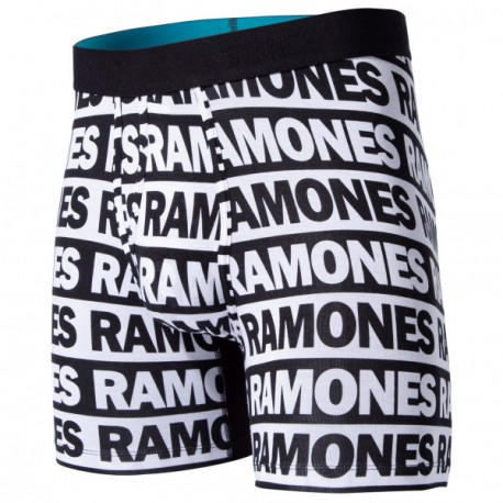 CALECON STANCE THE RAMONES WHOLESTER - BLACK
