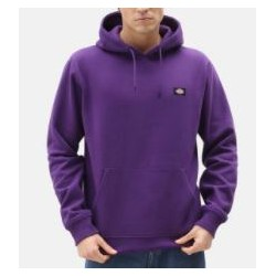 SWEAT DICKIES OKLAHOMA HOOD - DEEP PURPLE
