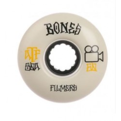 ROUES BONES ATF FILMERS 60MM 80A - WHITE