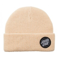 BONNET SANTA CRUZ OUTLINE DOT - BONE