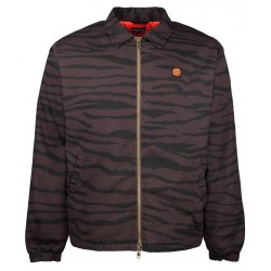 VESTE SANTA CRUZ ENCORE JACKET - BLACK TIGER