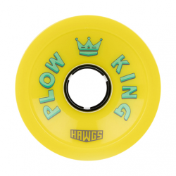 ROUES HAWGS PLOW KING 72MM 78A - FLAT BANANA