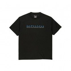 T-SHIRT POLAR CARTWHEEL - BLACK