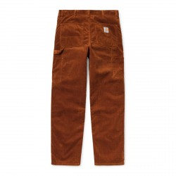 PANTALON CARHARTT WIP RUCK SINGLE KNEE CORD - BRANDY