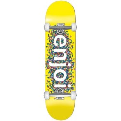 SKATE COMPLET ENJOI CANDY COATED YELLOW - 8.25 X 32